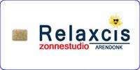 zonnebank kaart Relaxcis Arendonk